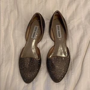 Steve Madden Shoes - Steve Madden Rhinestone embellished flats